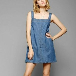 Urban Outfitters BDG Denim Dress Small
